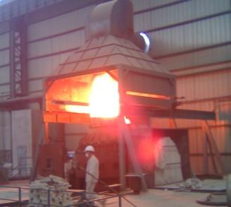 LF-VD精炼炉